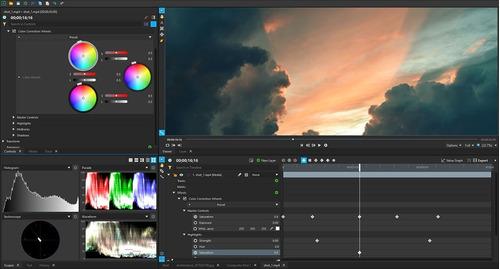 vegas post software editor de video licencia original full