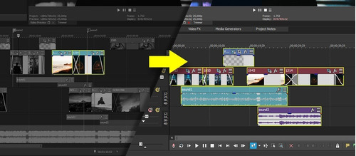 vegas pro 17 edit edición de video licencia original 2019