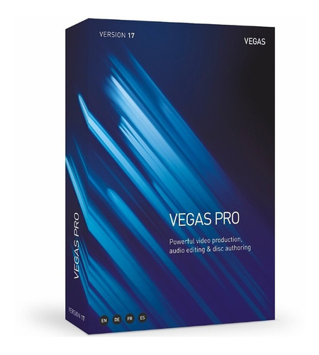vegas pro 17 software edición video licencia original 2019