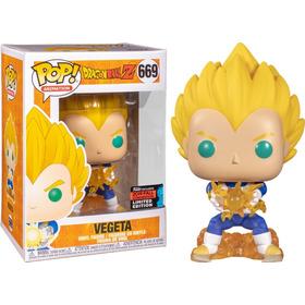Vegeta Dragon Ball Z Fall Convention Funko Pop