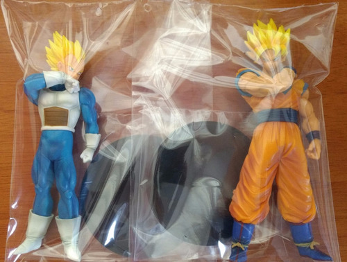 vegeta resolution of soldiers nuevo en caja