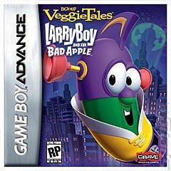 veggietales para game boy advance y nintendo ds