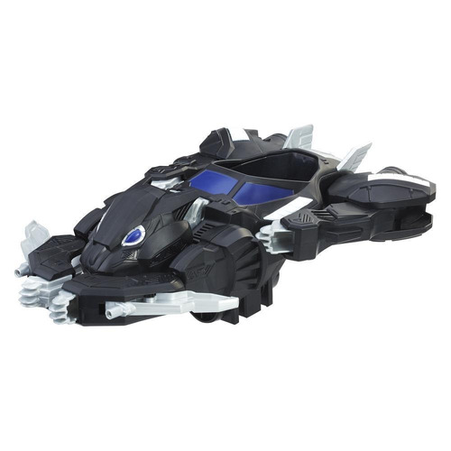 vehiculo black panther jet 2 en 1 hasbro e0879 (2522)