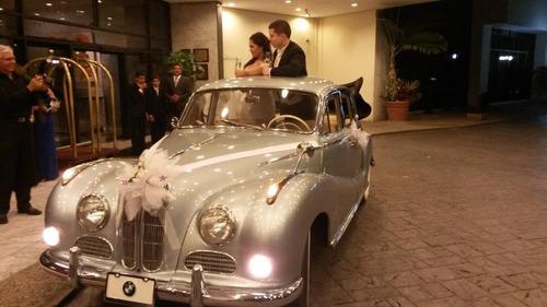 vehículo bmw para bodas