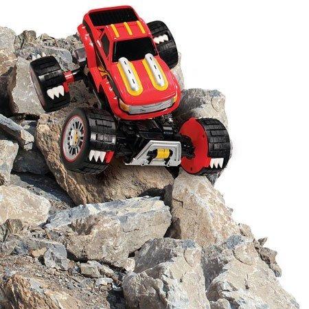 vehículo de camiones kid galaxy rc claw climbers truck
