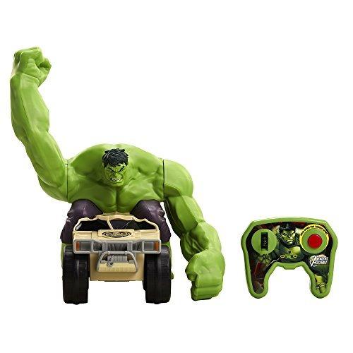 vehículo de juguete hulk smash avengers xpv marvel rc