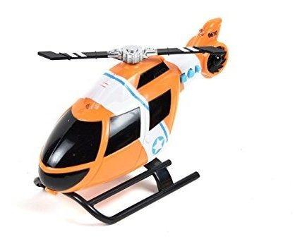 vehículo de rescate de emergencia maxx action light & sound