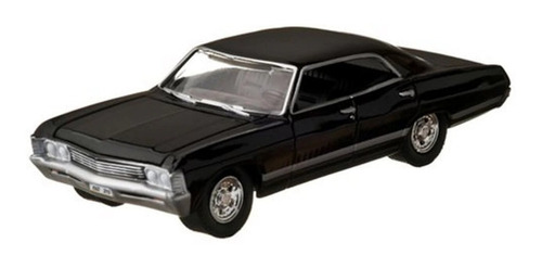 vehículo escala 1:64 - chevrolet impala 1967 - super natural