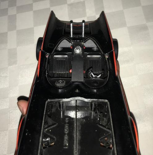 vehiculo hotweels batman batimovil colección reparar