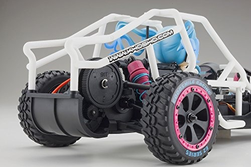 vehiculo kyosho sandmaster racing miku 2014