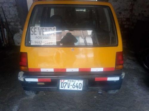 vehiculo modelo tico