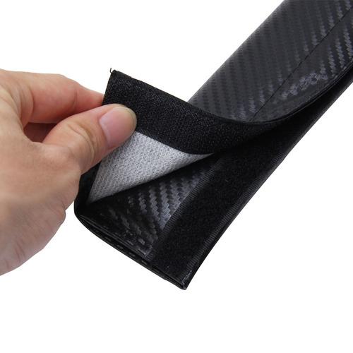 vehiculo seguridad relleno asiento 1 par cubre cinturon