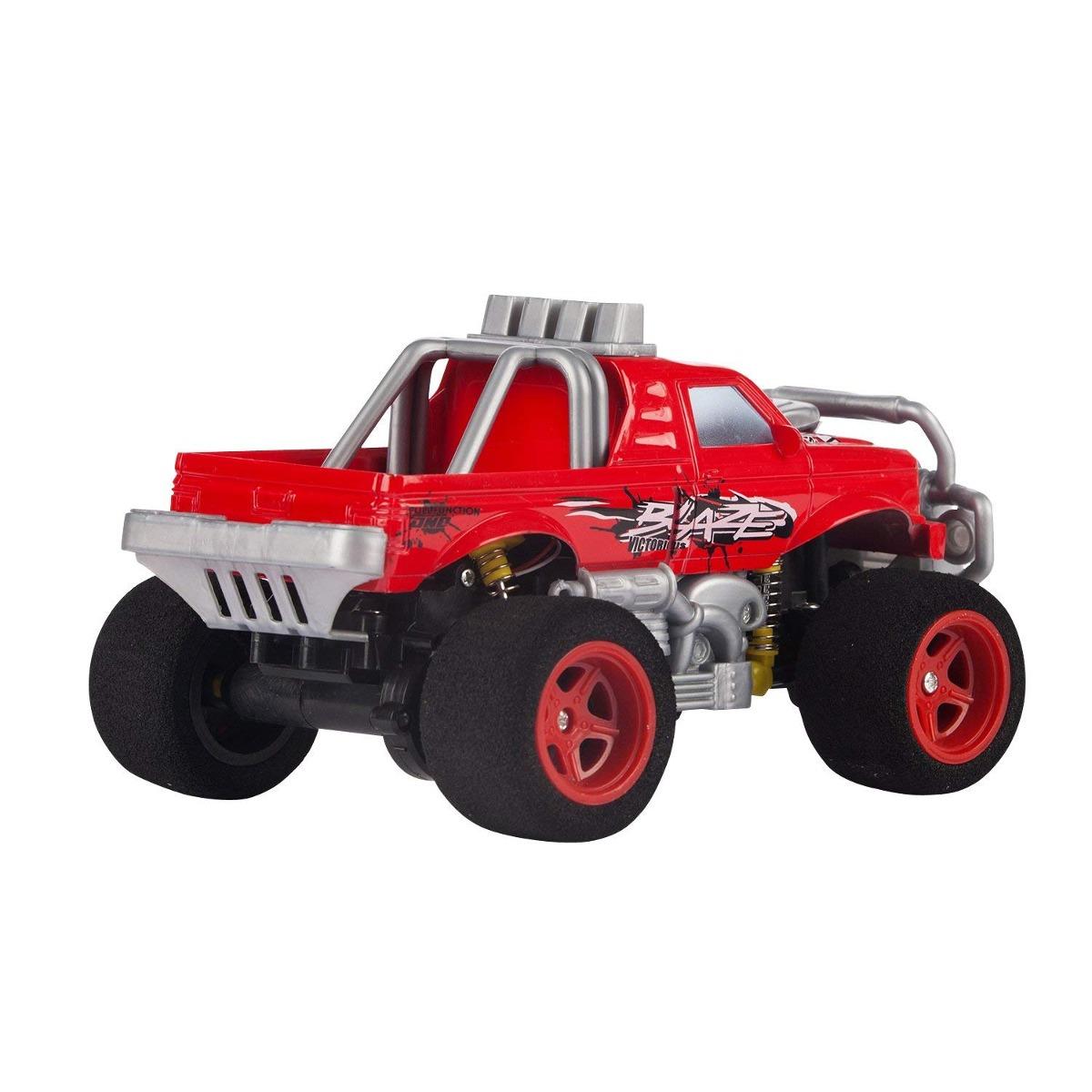 Juguete Co Deportivo Rojo De Coche Vehículo Utilitario Rc Nn0wm8