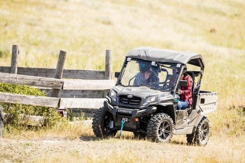 vehículo utilitario uforce 550