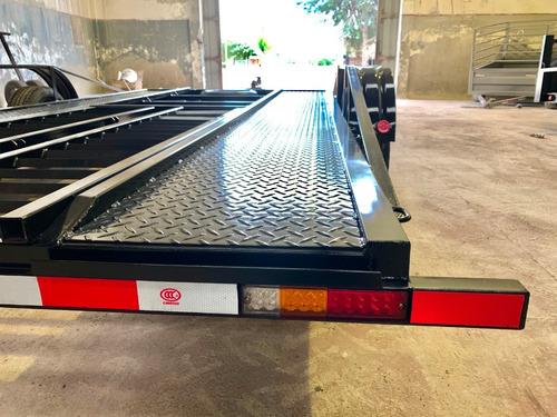 vehículos autos trailer