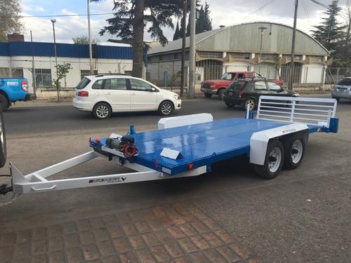 vehiculos auxilio trailer