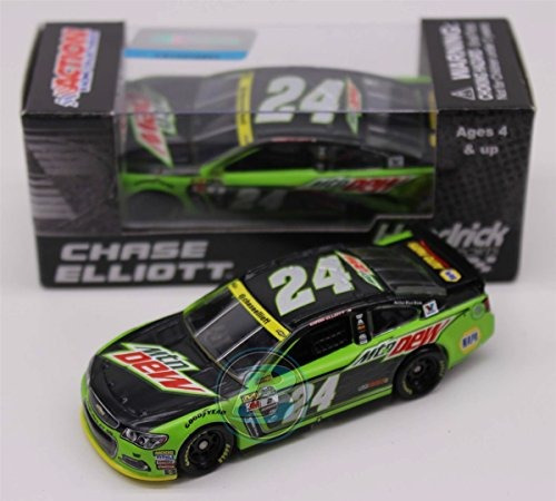 vehiculos  : chase elliott 2016 mountain dew 1:64 buho store