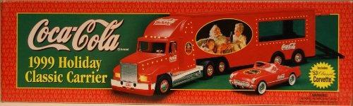 vehículos de juego,coca-cola 1999 holiday classic carrie..