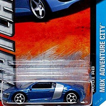 vehículos de juego,juguete audi r8 * mbx adventure city ..