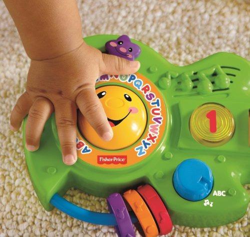 vehículos de juego,juguete fisher-price y aprender la gu..