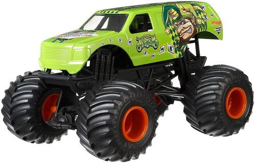 vehículos de juegovehiculo hot wheels verde..