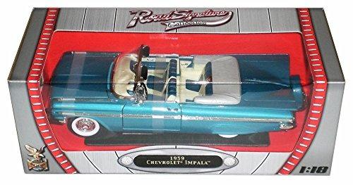vehículos fundidos a troquel y de juguete,1959 chevrolet..