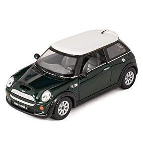 Fundidos Verde Mini S Troquel juguete Vehículos Cooper A reExCBQWdo