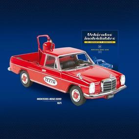 Salvat 1//43 Argentinos Mercedes W115  Pick Up 220D Tecin 1972 Ixo