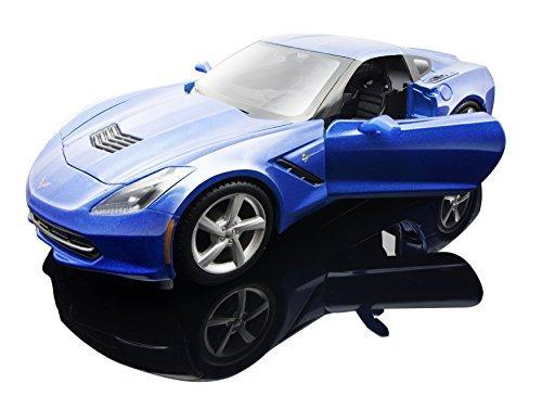 vehiculos : maisto 1:24 scale 2014 corvette sting buho store