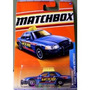 Ford Crown Victoria 2006 Taxi Matchbox Metal 7.3 Cms