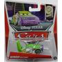 Disney Pixar Cars 2 Auto Wingo With Flames