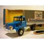 Corgi Major Camión Berliet Container N°1107, Años 1970´s
