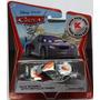 Disney Pixar Cars 2 Auto Max Schnell With Metallic Finish