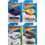 Pack Hot Wheels Corvette - Ferrari - Camaro - Alfa Rome