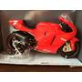 Moto Ducatti Desmocedici De Colección Escala 1:12 Nuevo