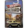 Hot Wheels Boulevard - Ford Bronco - Ruedas De Goma, E:1/64