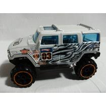 Hummer Tm Gm Hot Wheels Escala 1.64