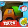 Carro De Juguete Cartoon Truck Para Niños De 3 Años +