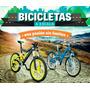 Promocion Coleccion Bicicletas A Escala X 6 $160000