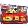 Pixar Cars - Chiel Rpm Y Petrol Pulaski - Cdp69