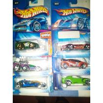 Carritos De Colección Hot Wheels