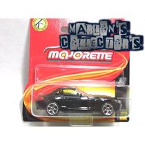 Bmw Z4 Roadster Majorette Escala 1/64