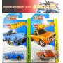 Pack Hot Wheels Volkswagen Cadddy & Porsche 934 Turbo Rsr