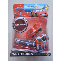 Carros Cars 2 Wall Walkers Disney De Kreisel
