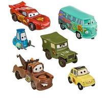 Carritos De Cars Pack De 3 A Precio De Uno