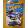 1963 Chevy Ii Hot Wheels Nuevo Sellado
