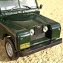Land Rover Santana Año 1982 Escala 1:43 Metal Ixo