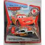 Disney Pixar Cars 2 Lightning Mcqueen With Metallic Finish