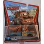 Disney Pixar Cars 2 Auto Race Team Mater #01