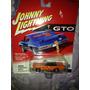 Auto Pontiac Gto Johnny Lightning Escala 1 64
